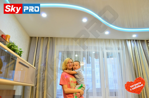 натяжные потолки Петрозаводск отзывы