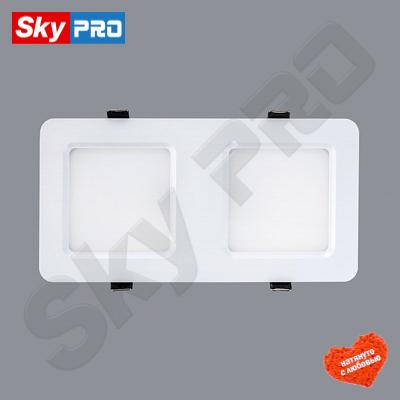 Светодиодный светильник st-02 18 w